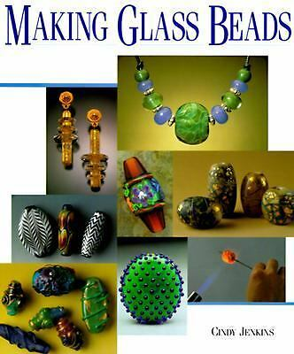 Making Glass Beads (Beadwork Books) by Cindy Jenkins