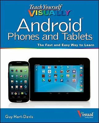 Teach Yourself VISUALLY Android Phones and Tablets, Good Books