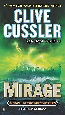 Mirage (The Oregon Files) by Cussler, Clive, Du Brul, Jack