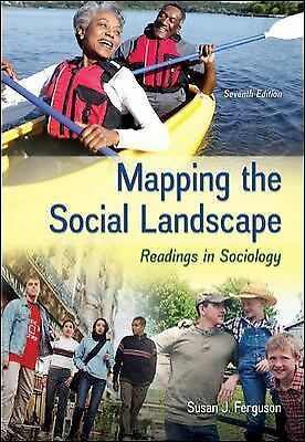 Mapping the Social Landscape: Readings in Sociology, Acceptable Books