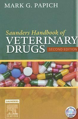 Saunders Handbook of Veterinary Drugs (Handbook of Veterinary Drugs  (Saunders))