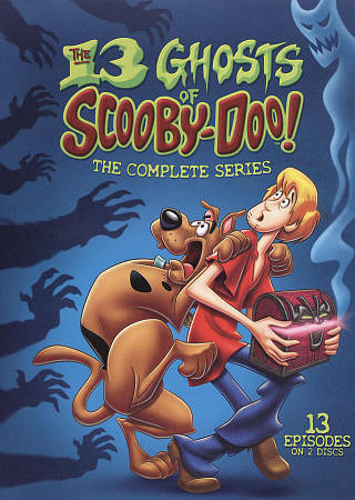 The 13 Ghosts of Scooby Doo: The Complete Series, Good DVD, ,