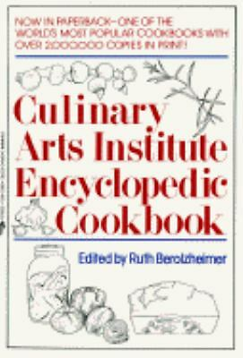 Culinary Arts Institute Encyclopedic Cookbook by
