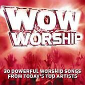 Wow Worship: Red 2004 by Various Artists - Christian Contemporary