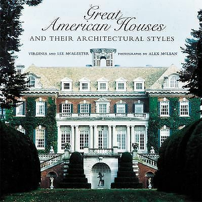 Great American Houses and Their Architectural Styles, Good Books