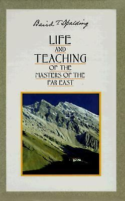 Life and Teaching of the Masters of the Far East (6 Volume Set), Good Books