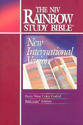 The NIV Rainbow Study Bible (New International Version), Good Books