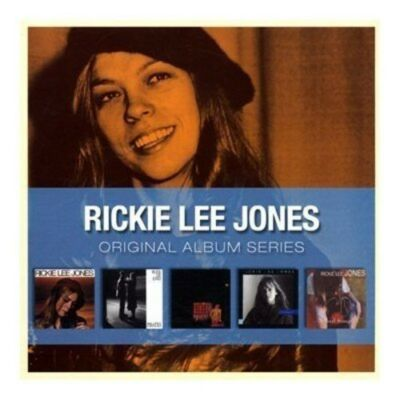 Original Album Series:Girl At Her Volcano/Naked Songs/Pirates/Rickie Lee Jones/T