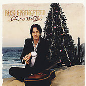 Christmas With You, Rick Springfield, New