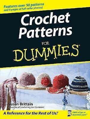 Crochet Patterns For Dummies, Acceptable Books
