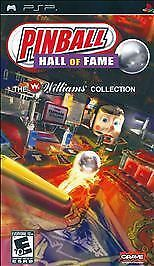 Pinball Hall of Fame: The Williams Collection - Sony PSP, New Sony PSP, Sony PSP