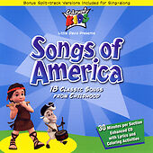 Songs of America, Cedarmont Kids, New