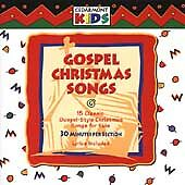 Gospel Christmas Songs, Cedarmont Kids, New