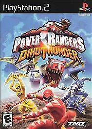 Power Rangers Dino Thunder by THQ