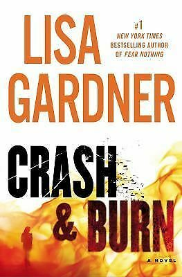 Crash & Burn by Gardner, Lisa