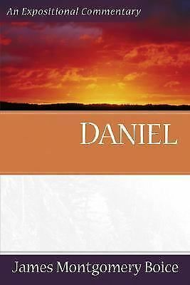 Daniel (Expositional Commentary) by Boice, James Montgomery