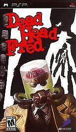 Dead Head Fred (NEW, Sony PSP, 2007)