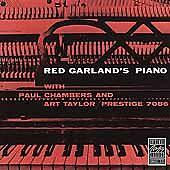 Red Garland's Piano, Garland, Red, Good