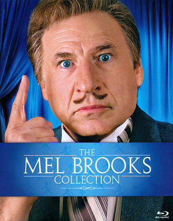 The Mel Brooks Collection (Blu-ray Disc, 2012, 8-Disc Set)
