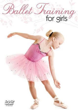 Ballet Training for Girls, Good DVD, ,