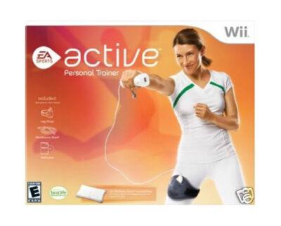 Wii Active Life Personal Trainer (Nintendo Wii)