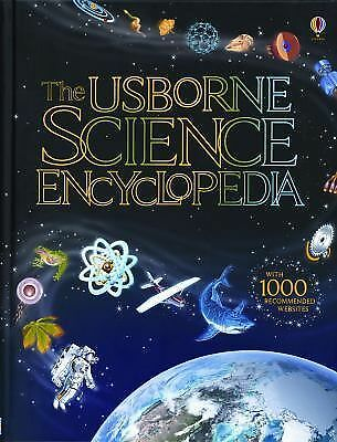 The Usborne Science Encyclopedia by Rogers, Kirsteen, Howell, Laura, Smith, Ala