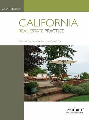 California Real Estate Practice, Acceptable Books
