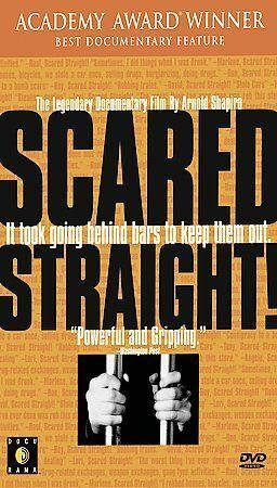 Scared Straight!, Good DVD, ,