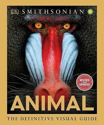 Animal: The Definitive Visual Guide by DK Publishing
