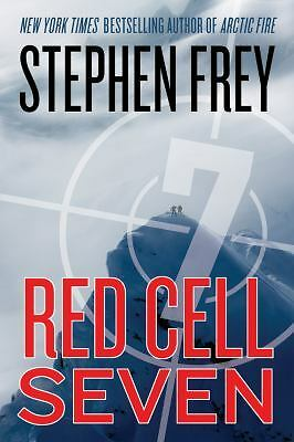 Red Cell Seven (Red Cell Trilogy) by Frey, Stephen W.