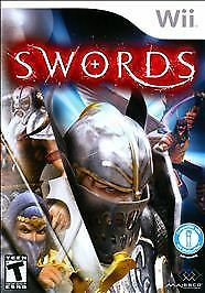 Swords, Good Nintendo Wii Video Games