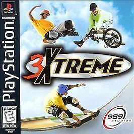 3 Xtreme, Good PlayStation, Playstation Video Games