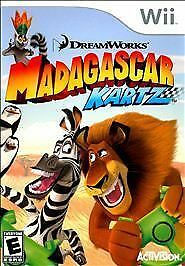 Madagascar Kartz, Good Nintendo Wii, Nintendo Wii Video Games