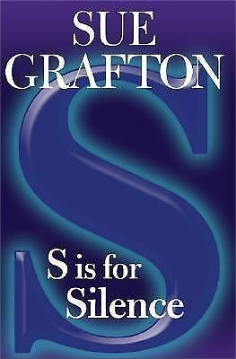 S is for Silence Sue Grafton 2005 Hardcover 1st Edition Kinsey Millhone Mystery