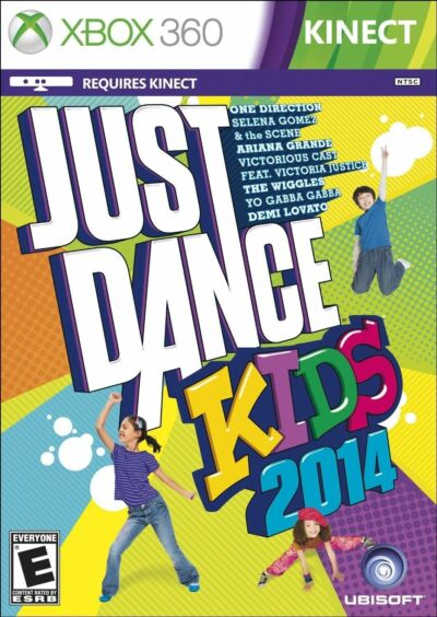 Just Dance Kids 2014, New Xbox 360, Xbox 360 Video Games