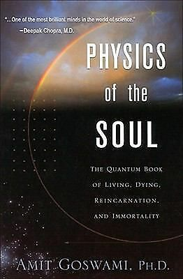 Physics of the Soul: The Quantum Book of Living, Dying, Reincarnation and Immort
