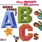 Here Come the ABC's by They Might Be Giants (CD, Oct-2005, DisneySound) and DVD