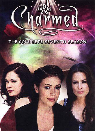 Charmed - The Complete Seventh Season New DVD! Ships Fast!