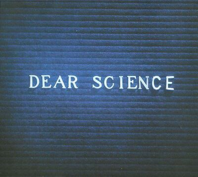 Dear Science [Digipak] by TV on the Radio (CD, Sep-2008, 4AD (USA))