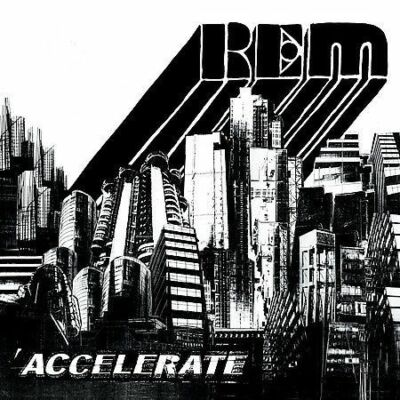 Accelerate [Digipak] by R.E.M. (CD, Mar-2008, Warner Bros.)