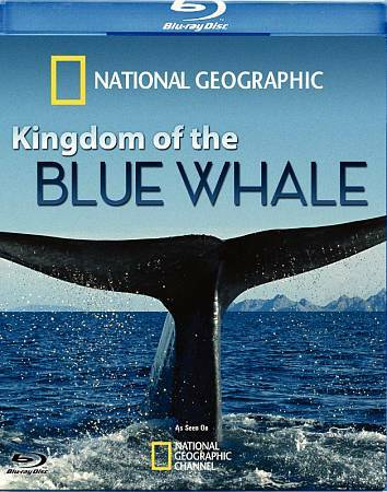 National Geographic: Kingdom of the Blue Whale [Blu-ray], Good DVDs