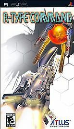 R-Type Command - Sony PSP by