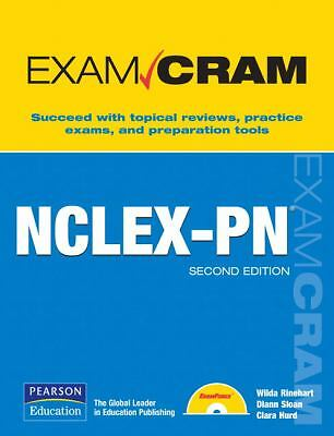 NCLEX-PN Exam Cram (2nd Edition), Good Books