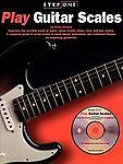 Step One : Playing Guitar Scales by Peter Pickow (1997, CD / Mixed Media)