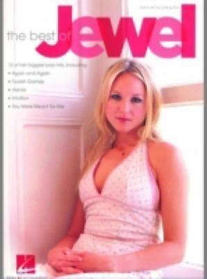 The Best of Jewel (2006, Paperback)