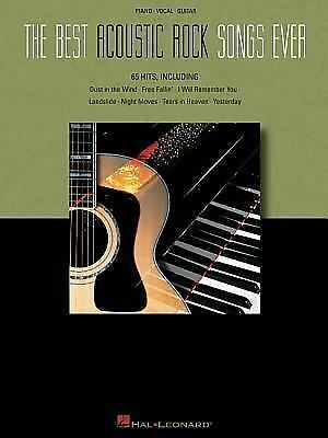 The Best Acoustic Rock Songs Ever (2003, Paperback)