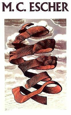 M.C. Escher : 29 Master prints, Good Books