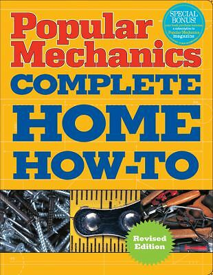 Popular Mechanics Complete Home How-To, Good Books