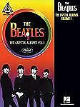 The Beatles - The Capitol Albums, Volume 1 (Guitar Recorded Versions), Good Book