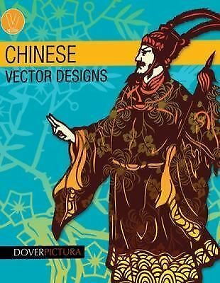 Chinese Vector Designs (Dover Pictura Electronic Clip Art), Good Books